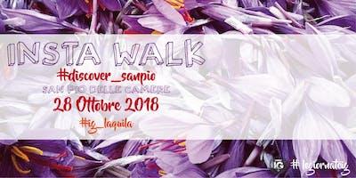 Insta Walk #discover_sanpio