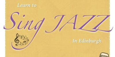 Jazz Vocals Private Tuition in Edinburgh **SPECIAL OFFER**