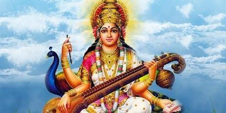 Saraswati Puja in Wimbledon - Celebration of Spiritual Joy tickets