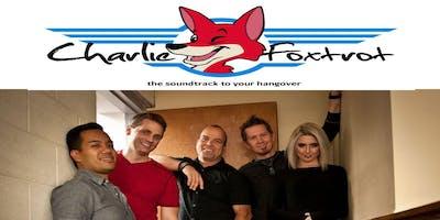 Charlie Foxtrot with Guest Singer Zeus Villaraza