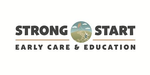 Strong Start Open House 2019