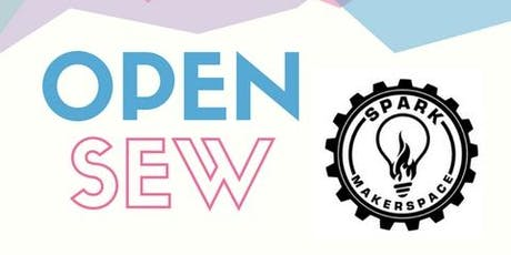Open Sew tickets