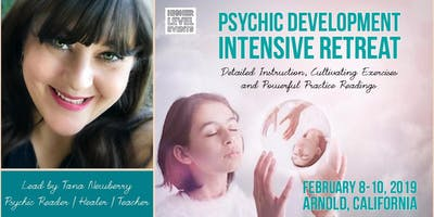 Retreat: Psychic Development Intensive Retreat (Detailed Instruction, Cultivating Exercises and Powerful Practice Readings)