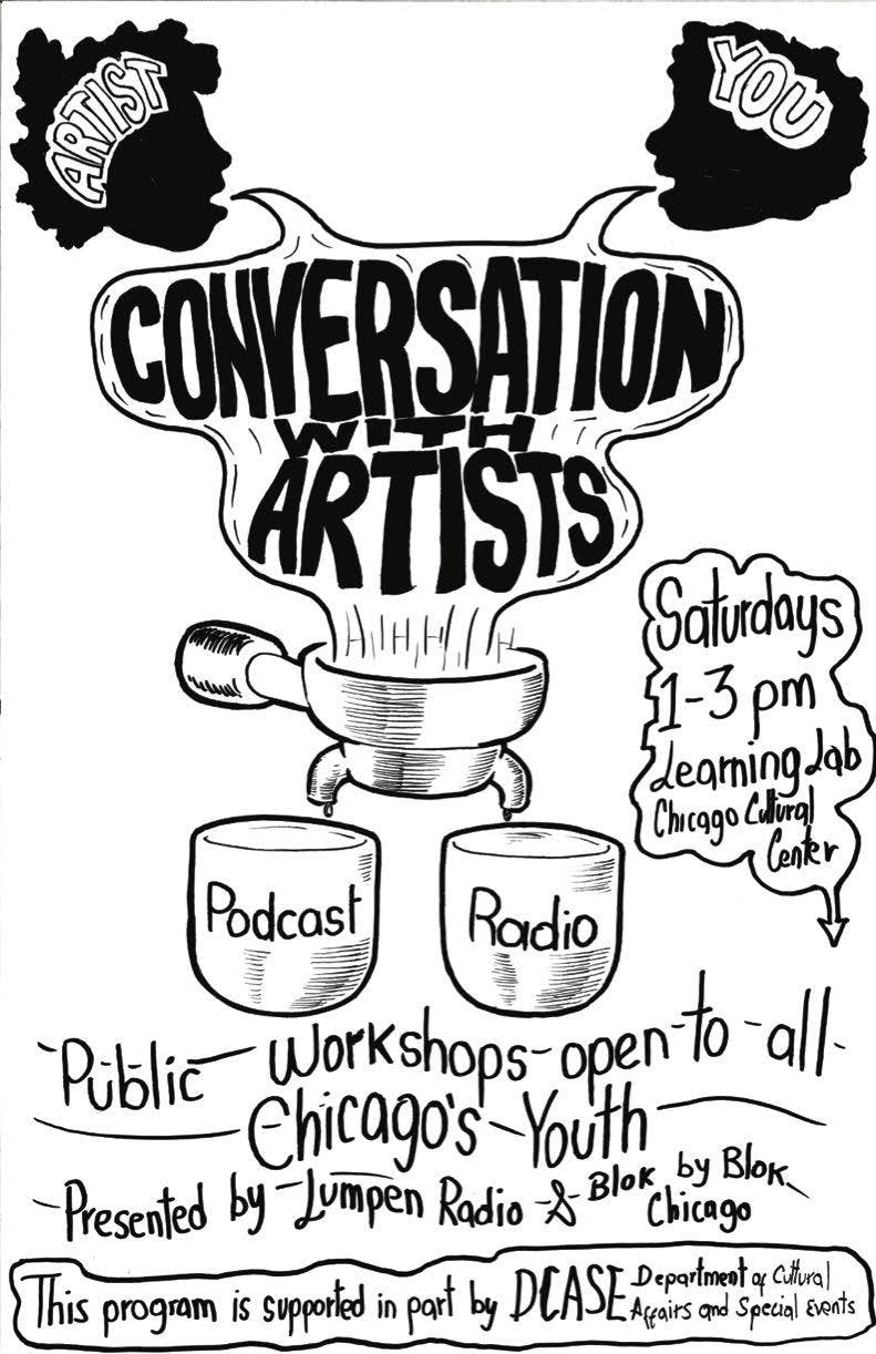 Podcasting Workshop for Youth!