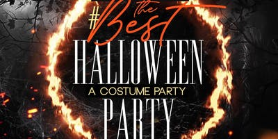 The #BestHalloweenParty (a Costume Party) @ Taj II – FREE Drinks & more..