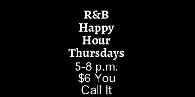 R&B After Work Thursdays