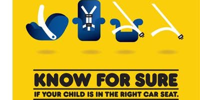 Weekly Child Safety Seat Checks