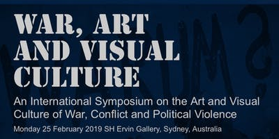 War, Art and Visual Culture: An International Symposium