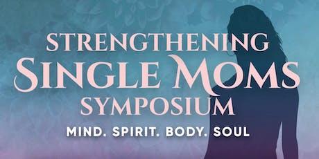 Strengthening Single Moms Symposium tickets