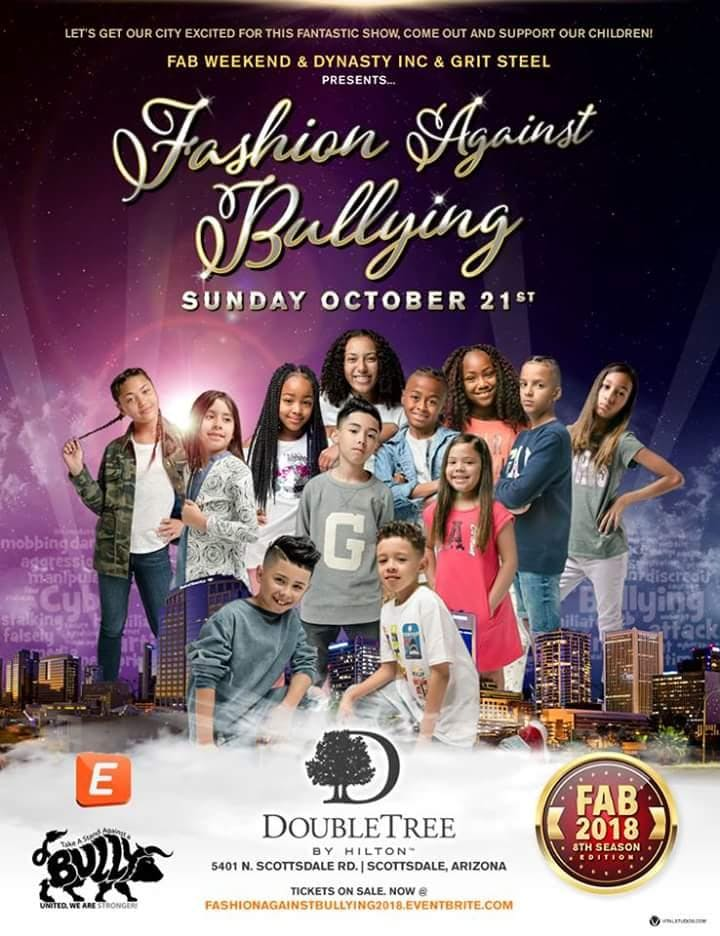 Fashion Against Bullying 2018