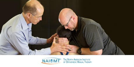 NAIOMT C-516 Cervical Spine I [Portland]2019 tickets