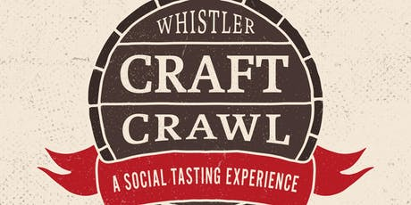 Whistler Craft Crawl tickets