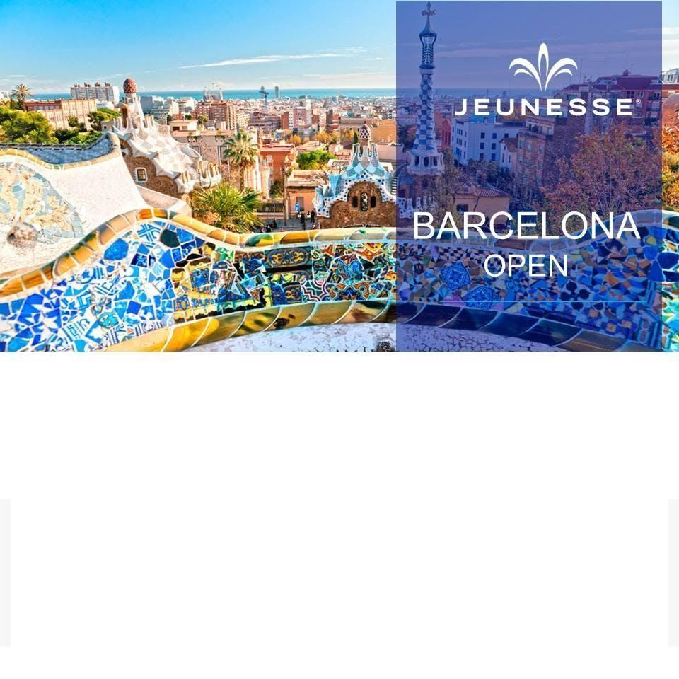 Open Jeunesse Barcelona