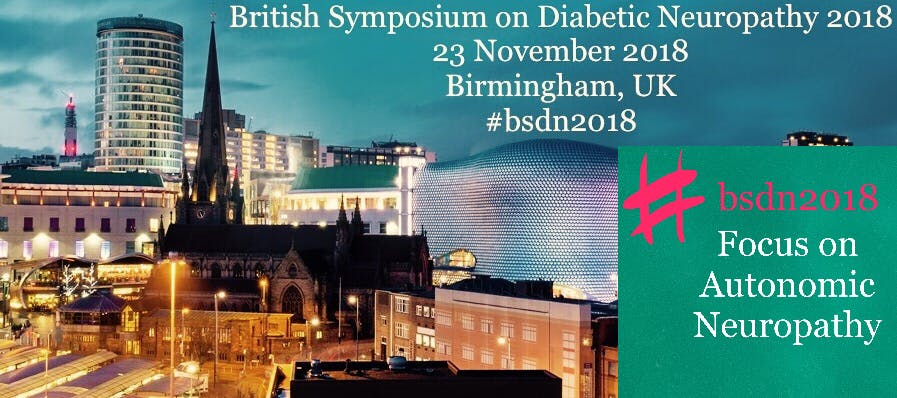 3rd British Symposium on Diabetic Neuropathy