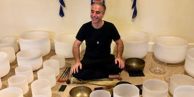 Intro to Sound Healing and Deep Relaxation Sound Bath Meditation