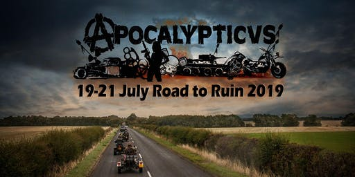 Apocalypticus presents: The Road to Ruin 2019
