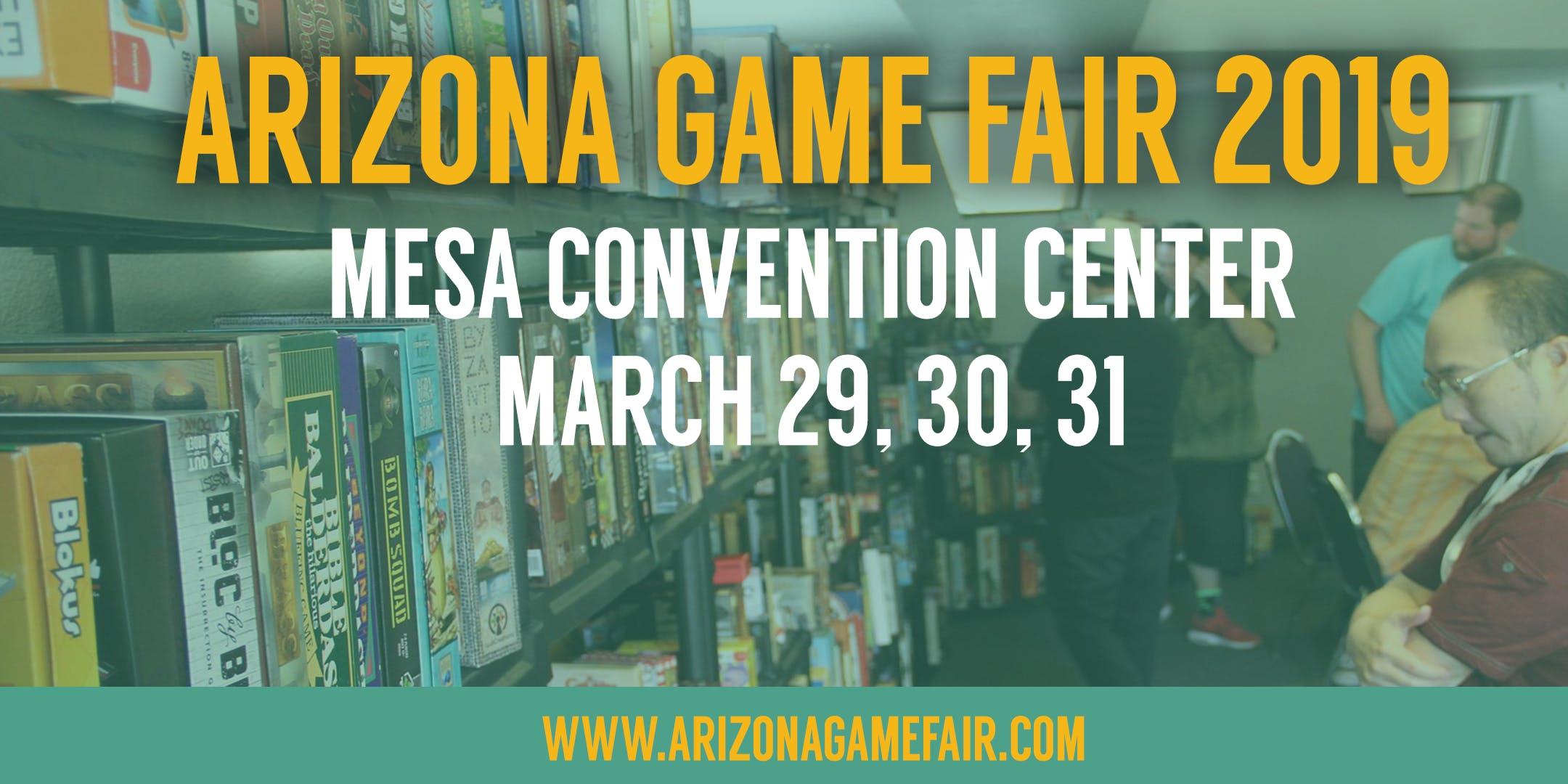 Arizona Game Fair 2019