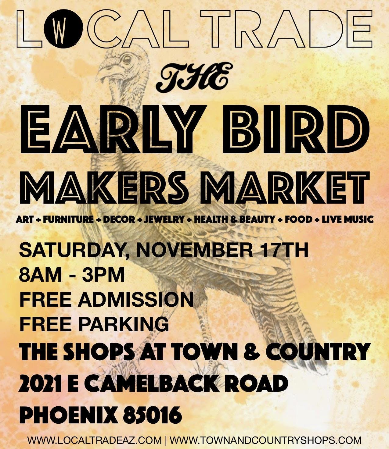 The Early Bird Makers Market