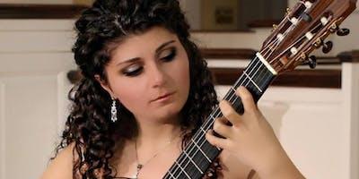 Gohar Vardanyan, guitar