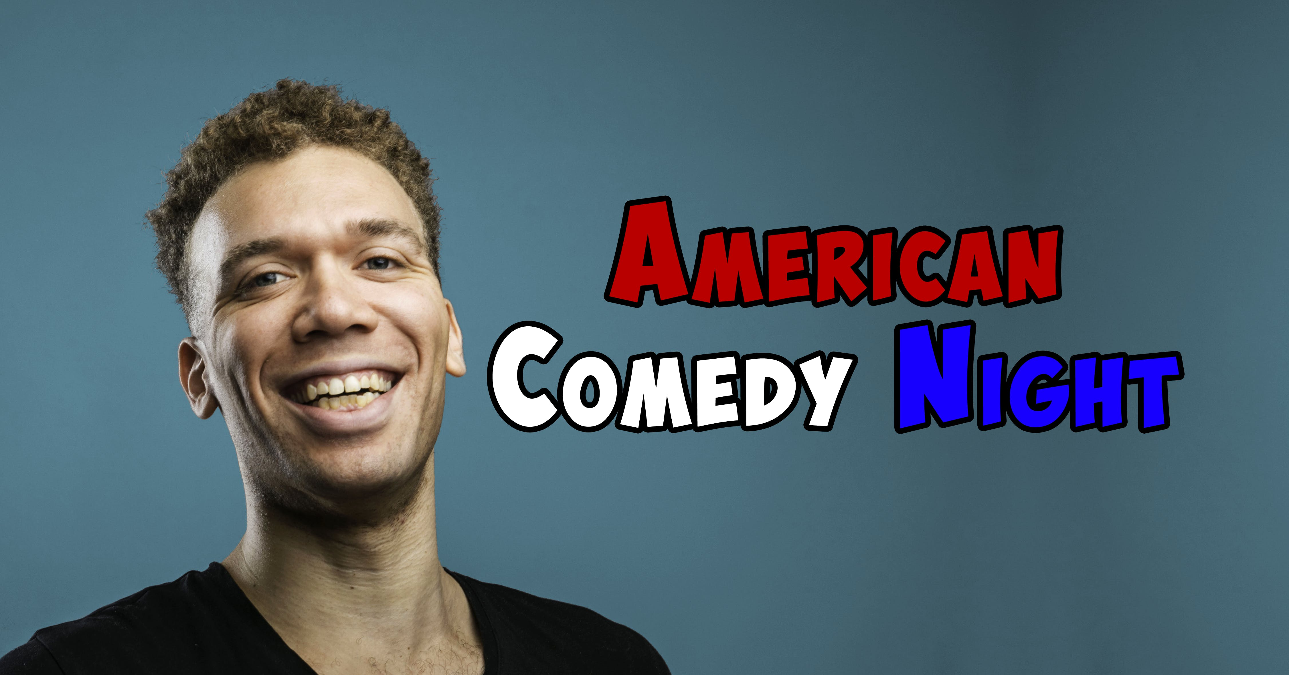 American Stand-up Comedy with Reginald Bärris