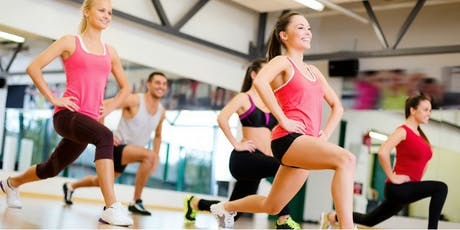 FREE GROUP FITNESS CLASS tickets