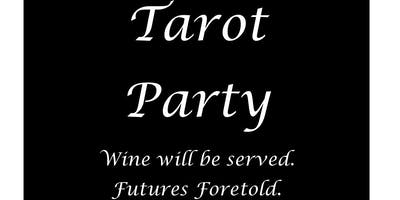 Tarot Party with Karen the Tarot Diva