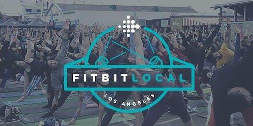Fitbit当地决议这种训练和流