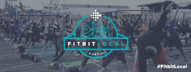 Fitbit Local Holiday Sweat