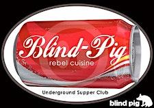 Blind Pig Supper Club logo
