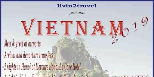 livin2travel presents VIETNAM