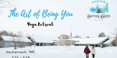 The Art of Being You Winter Yoga Retreat