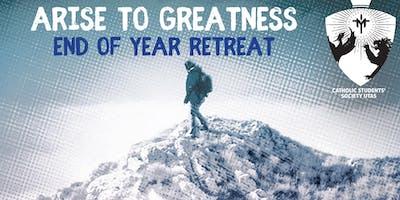 Arise to Greatness Retreat
