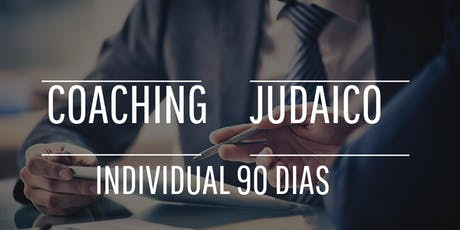 Coaching Judaico Individual de 90 dias ingressos