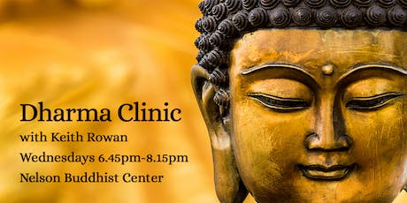 Dharma Clinic  tickets