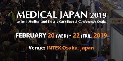 Medical Japan 2019 Osaka