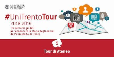 Visita guidata Tour di Ateneo