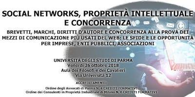 SOCIAL NETWORKS, PROPRIETÀ INTELLETTUALE E CONCORRENZA