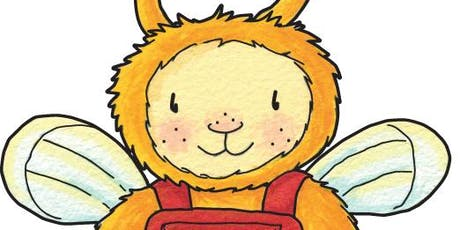 Bookbug Baby/Toddler @ William Patrick Library tickets