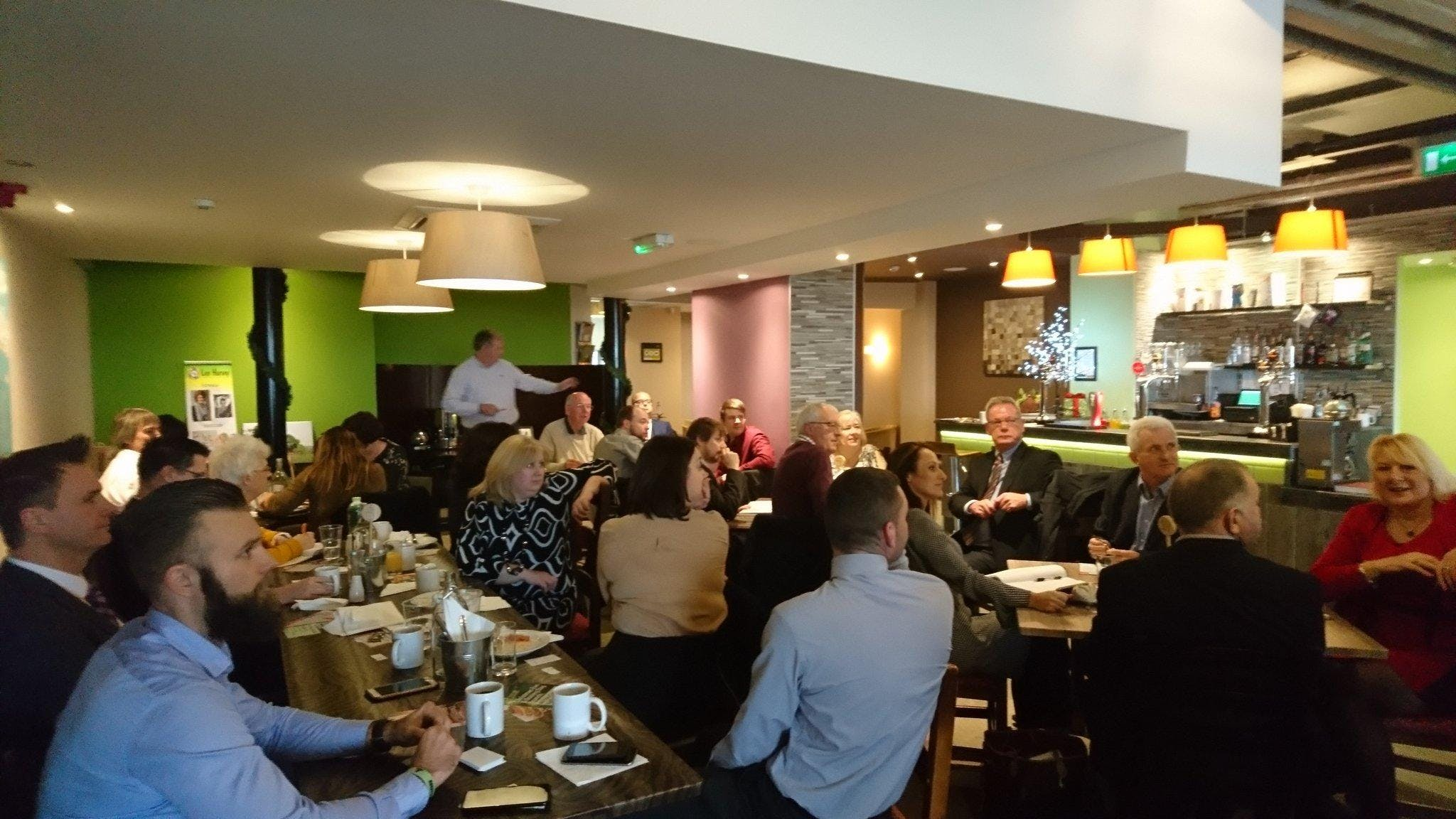 Entrepreneurs Business Club Sheffield Network