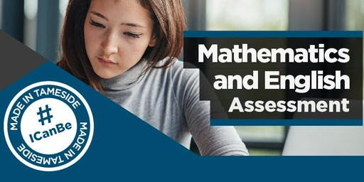 Maths & English - Assessments (for starting September 2019)