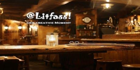 Sponsoring- und Spendentickets für das  @Litfass! und Steffen Kersken & Friends  Tickets