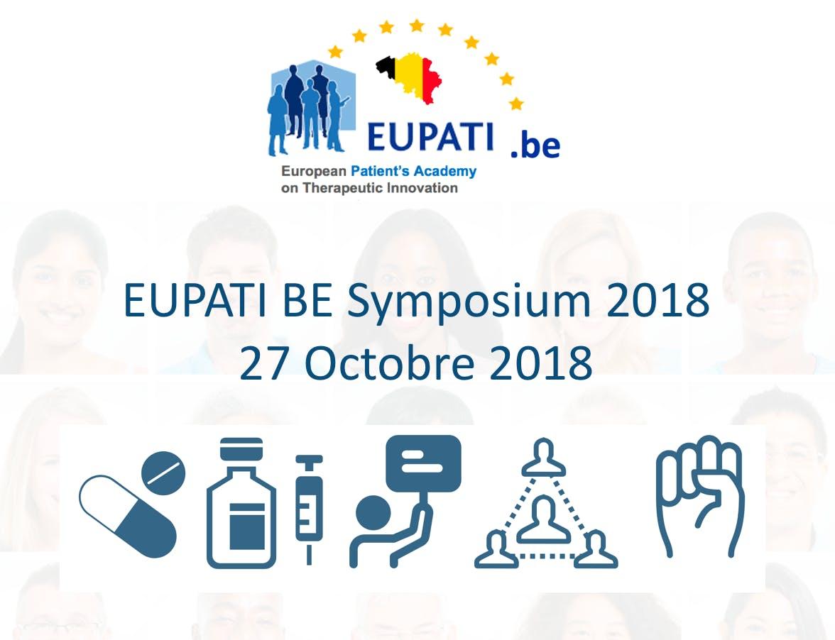 EUPATI BE Symposium 2018