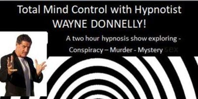 Wayne Donnelly Comedy Hypnosis at Hamilton North Bowling