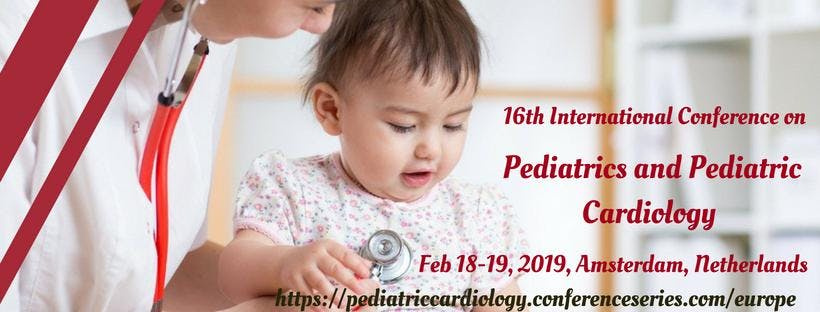 16th International Conference on pediatrics a