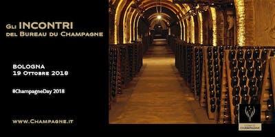 Gli Incontri del Bureau du Champagne, Bologna