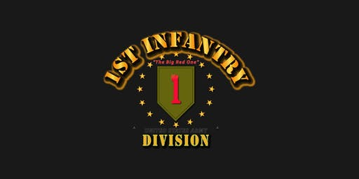 First Infantry Division Desert Storm Reunion