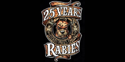 Rabies Irish Folk Rock – 25 Years Jubiläumskon