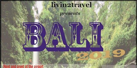 Livin2travel presents BALI tickets