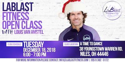 LaBlast Fitness Open Class with Louis Van Amstel