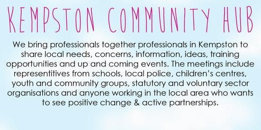 Kempston Community Hub 2019 / 2020
